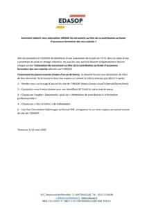 thumbnail of Process d'obtention de l'attestation URSSAF de versement au titre de la contribution au fonds d